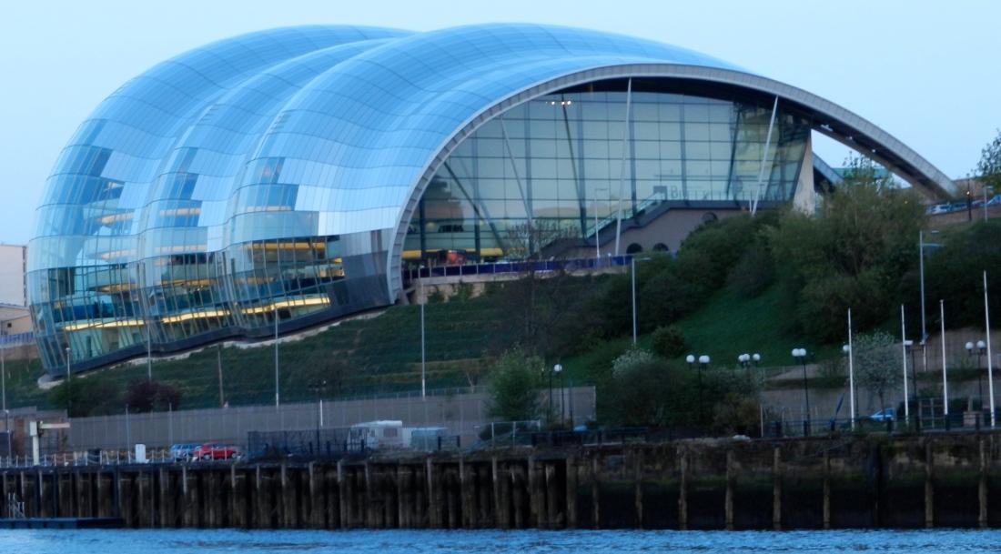 The Sage har stor mångfald av konserter och musikverksamheter och en hög beläggning