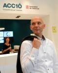 Andreas, innovationsansvarig på Almi moderbolag