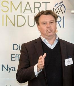 Smart industri-möte i Karlstad